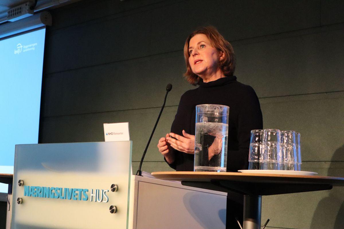 Likestillings- og diskrimineringsombud Hanne Bjurstrøm. Foto: Svanhild Blakstad