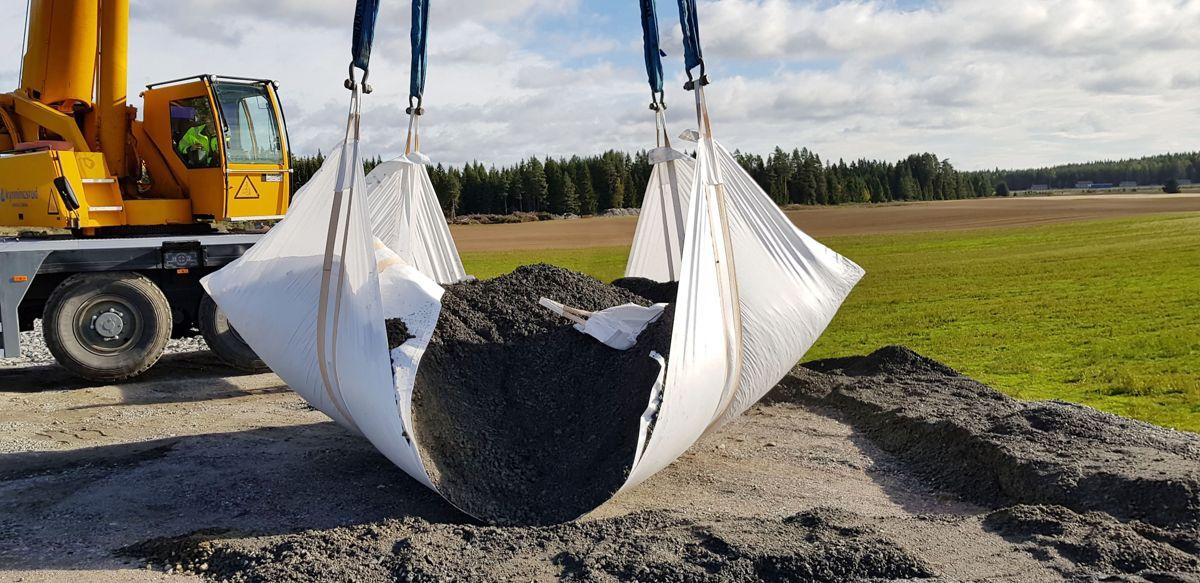 Seilet er sertifisert for 2.500 kilo basert på en bruddlast på hele 17.800 kilo.
