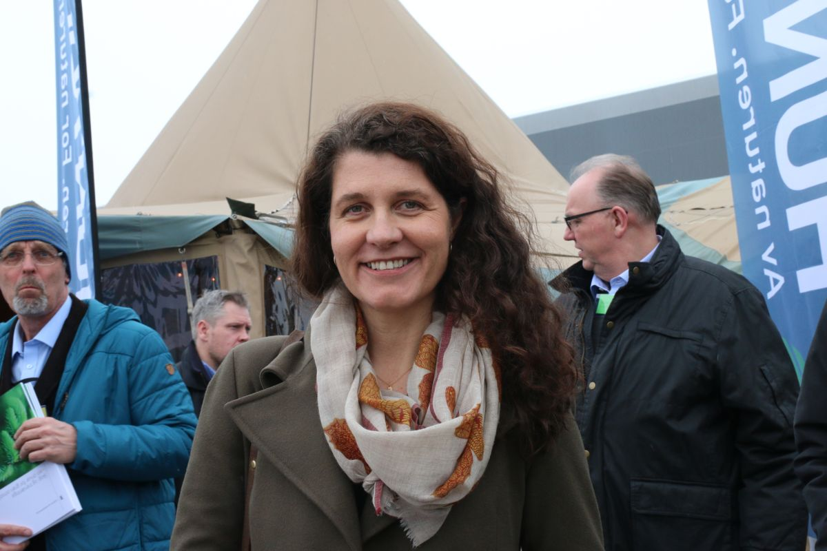 Katharina Bramslev, daglig leder Grønn Byggallianse.