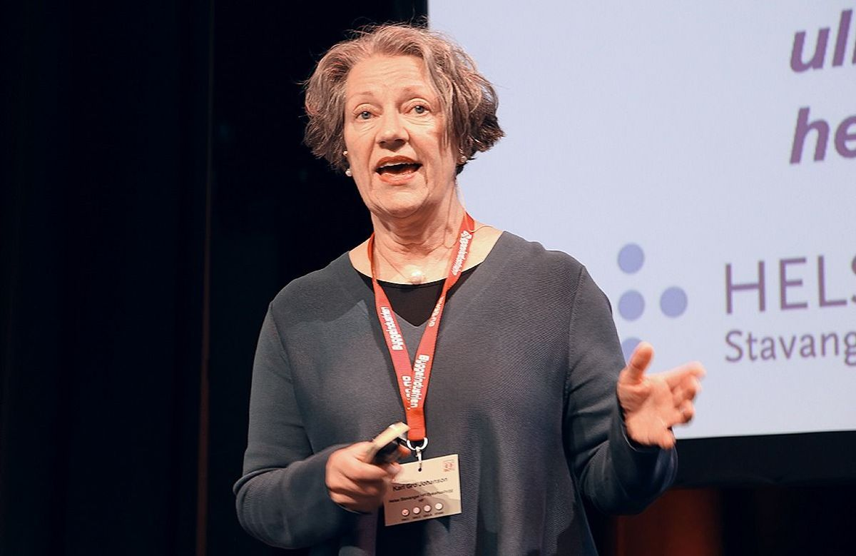 Kari Gro Johanson