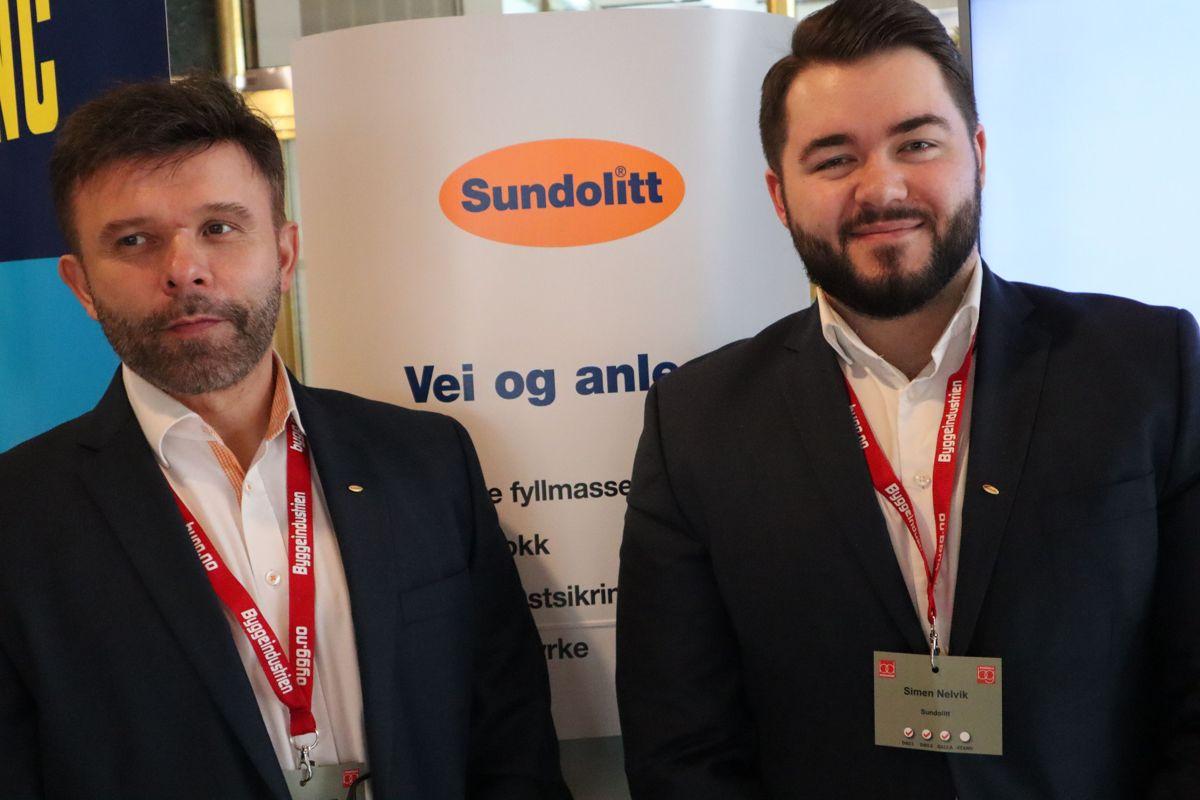 Sundolitt på Byggedagene 2019. Foto: Svanhild Blakstad