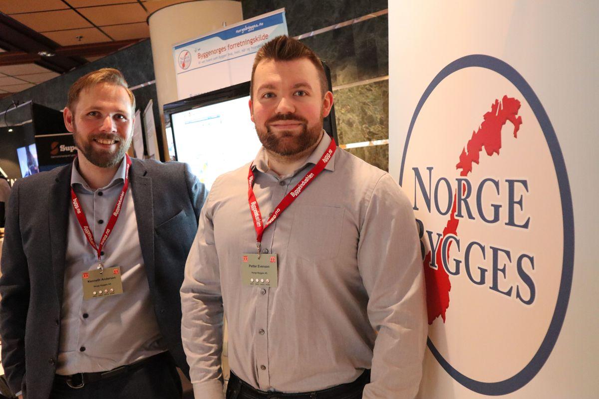 Norge Bygges påp Byggedagene 2019. Foto: Svanhild Blakstad