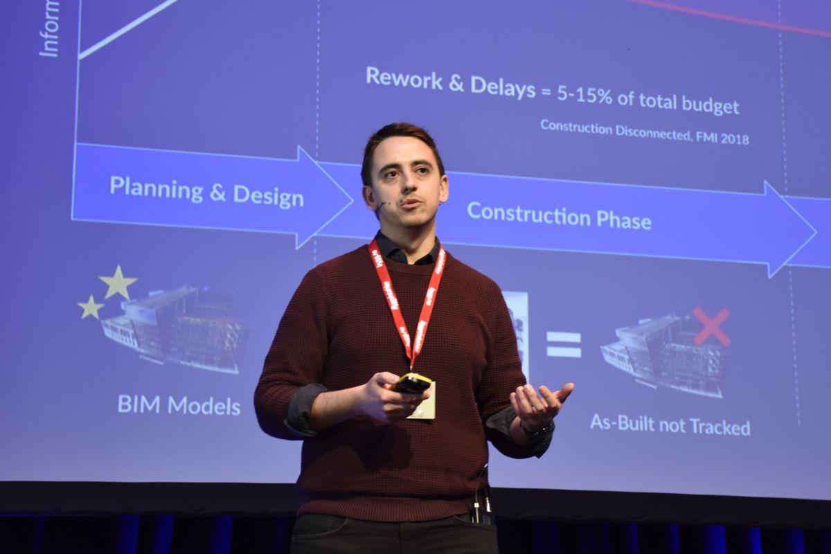Fredrico Valente, CEO Imerso