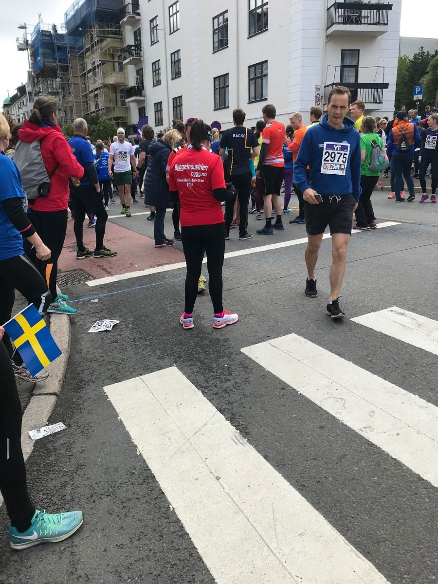 Holmenkollstafetten 2019. Foto: Svanhild Blakstad