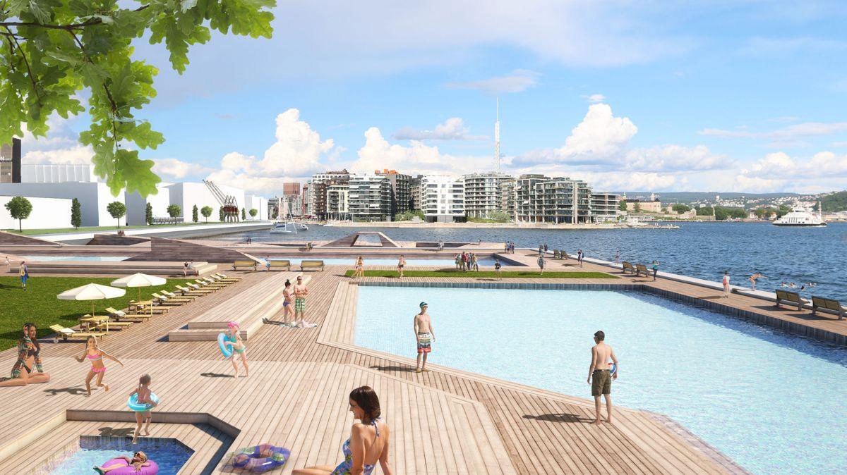 Illustrasjon: Diiz Group / Oslo kommune