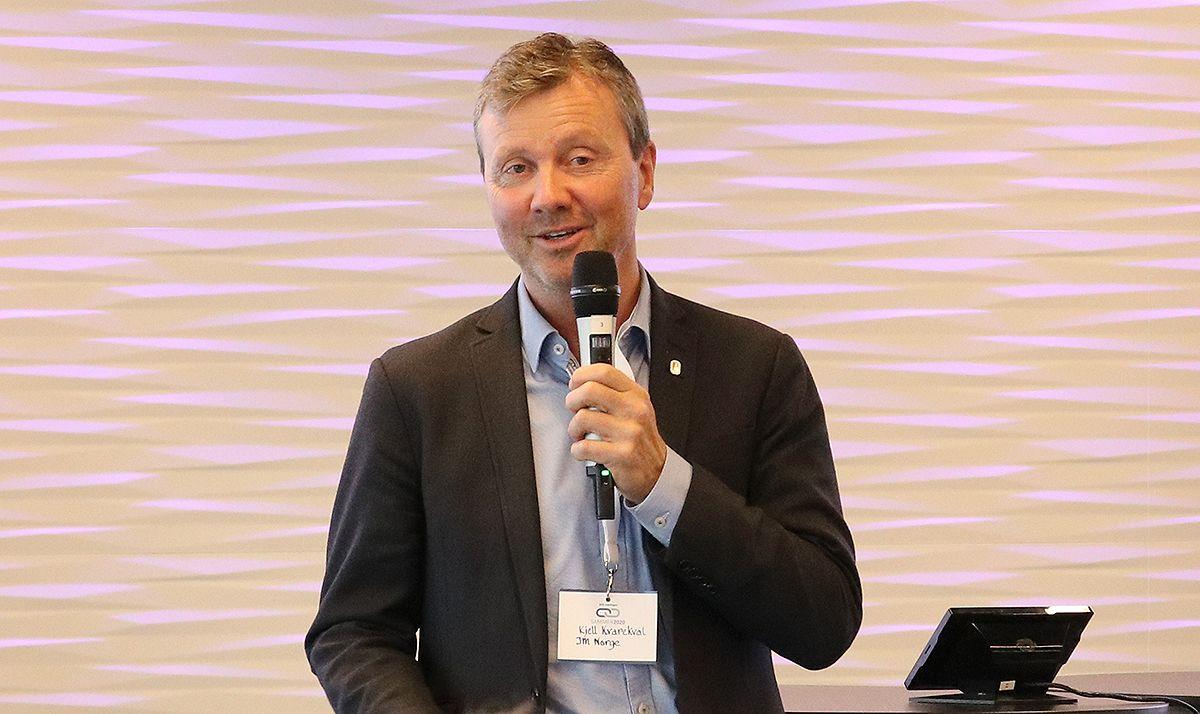 Kjell Kvarekvål