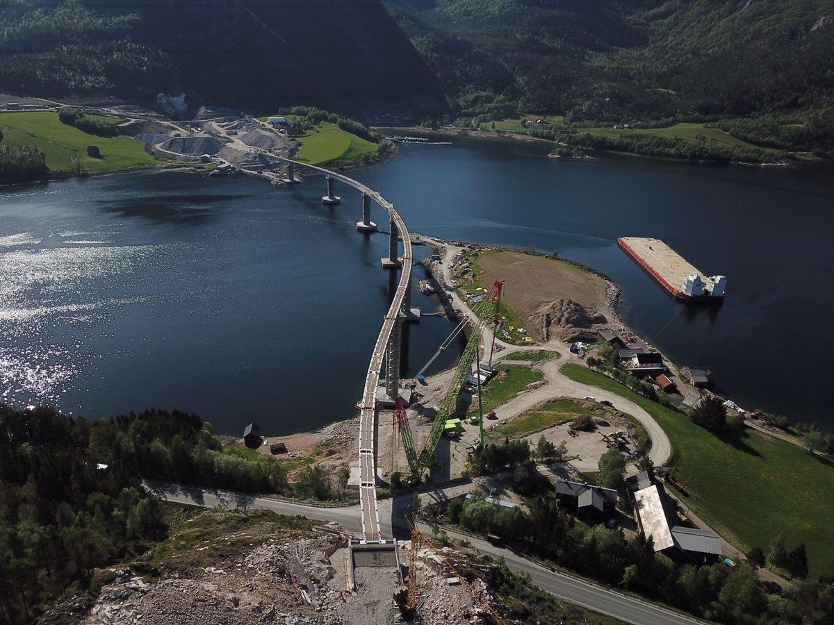 Foto: Hlynur Gudmundsson - Statens vegvesen.