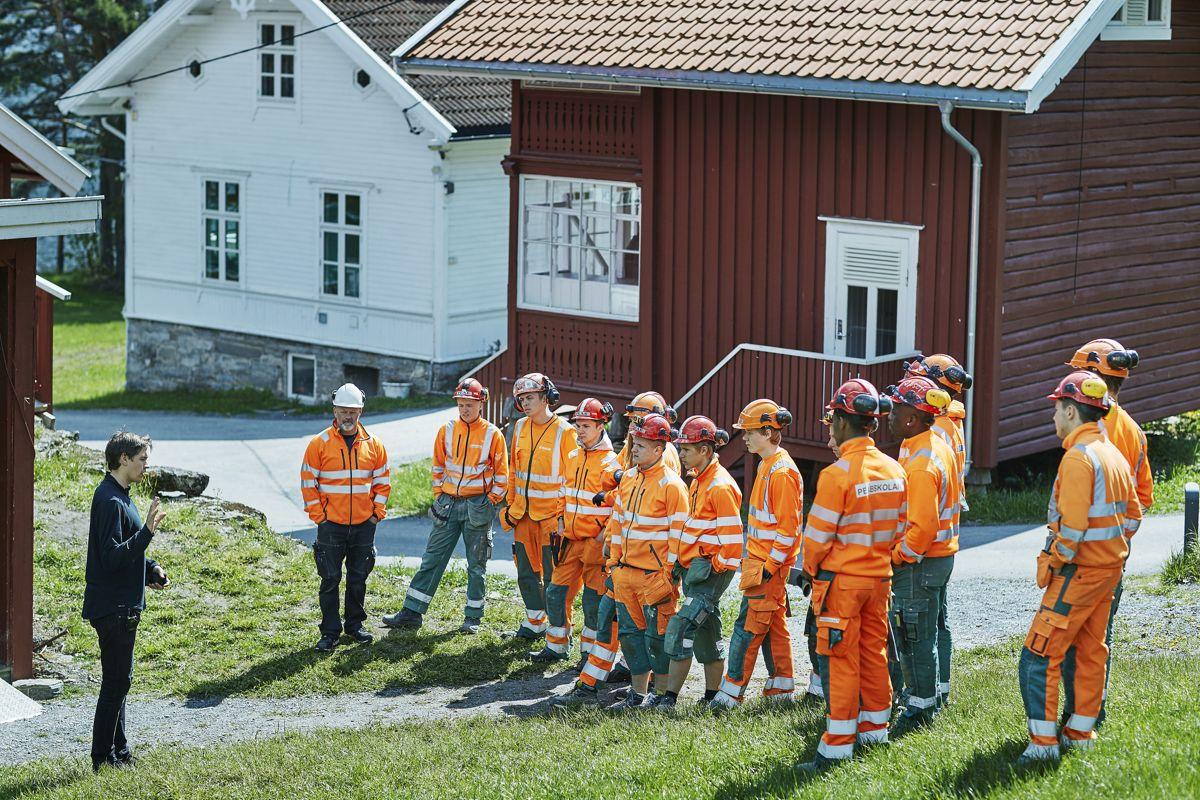 Foto: Bård Gudim/ Peab