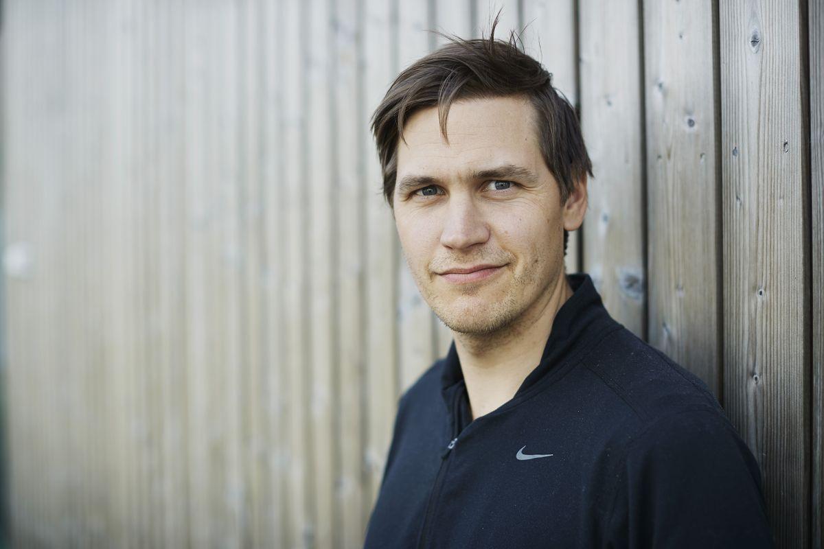 Jørgen Watne Frydnes, daglig leder på Utøya. Foto: Bård Gudim / Peab