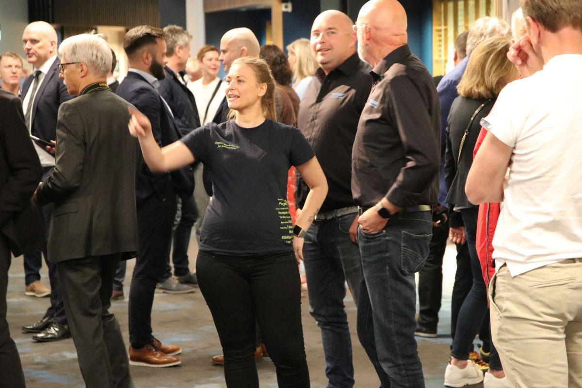 Mille Johnsen er tømrer og opplæringskonsulent i Opplæringskontoret for tømrerfaget Oslo og Akershus.