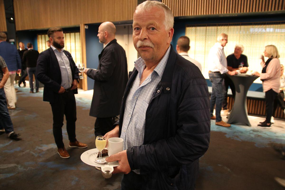 Bjarne Flataker fra Flataker Bygg i Måløy.