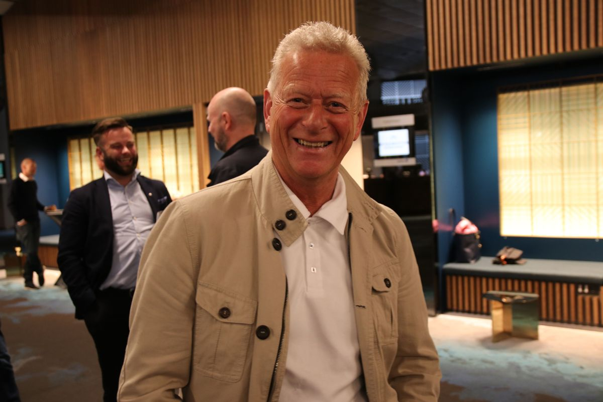 Petter Løvdahl administrerer opplæringskontoret for Byggmesterforbundet i Sogn og Fjordane.