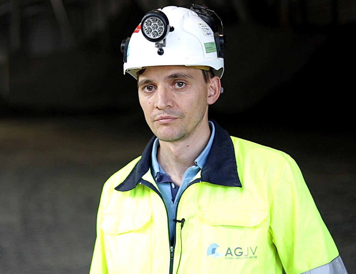 Anleggsdirektør Jacobo Arnanz, i Acciona Norge.