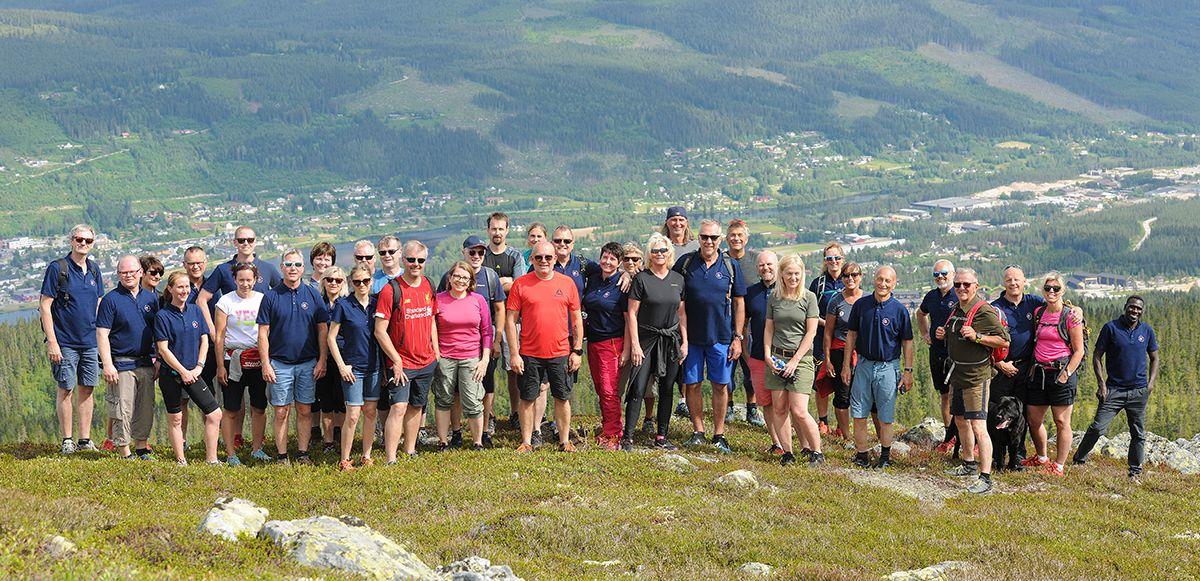 <p>Alle foto:Gjermundshaug Gruppen</p>