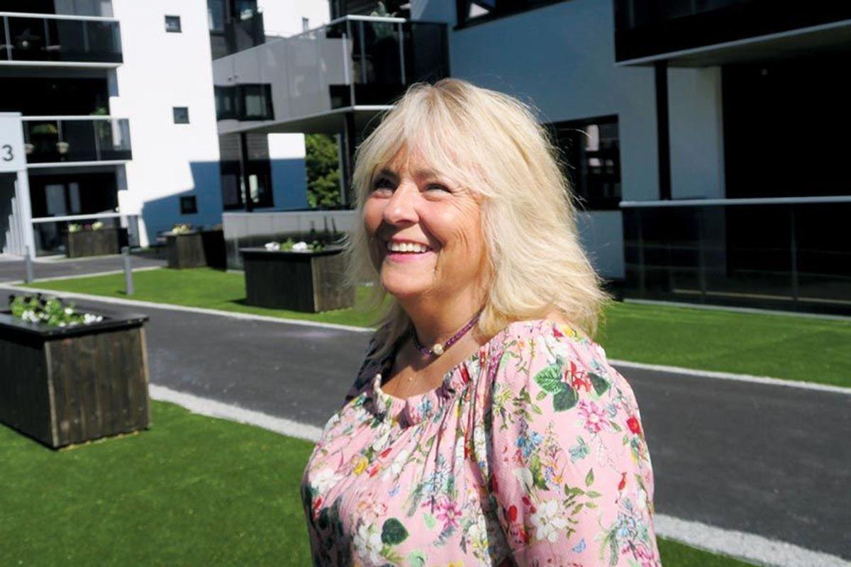 Daglig leder Jorund Rønning Indrelid i Hobbelstad & Rønning AS har all grunn til å være fornøyd med prosjektet.