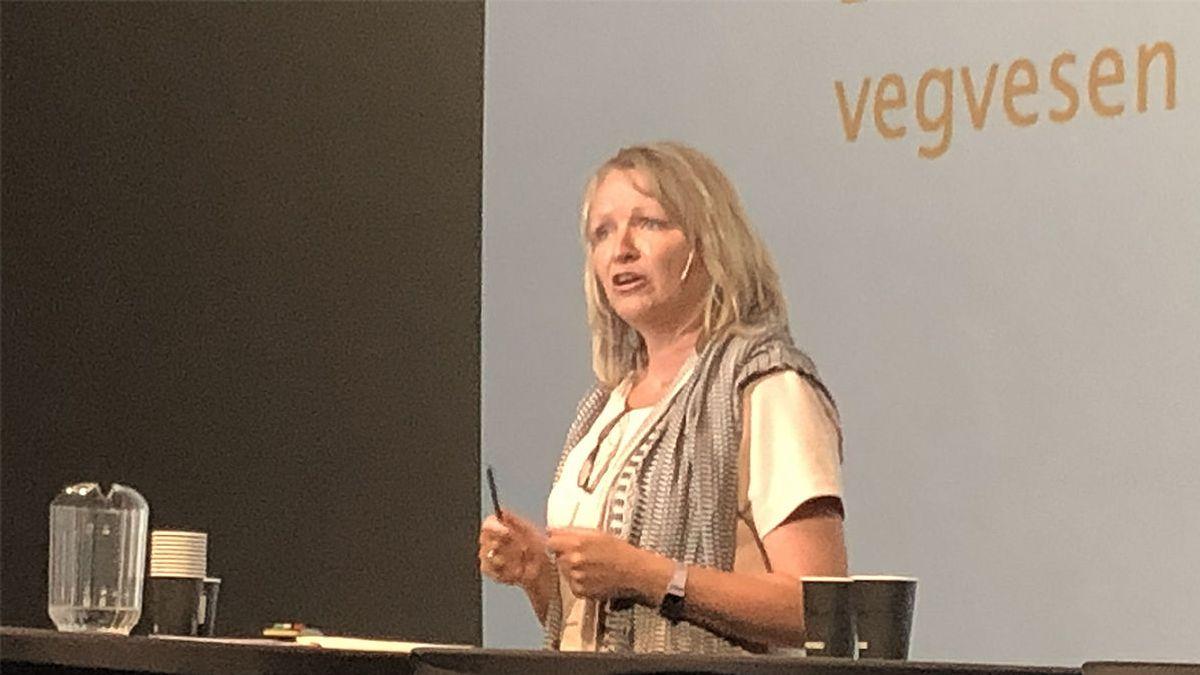 Bettina Sandvin. Foto: Statens vegvesen