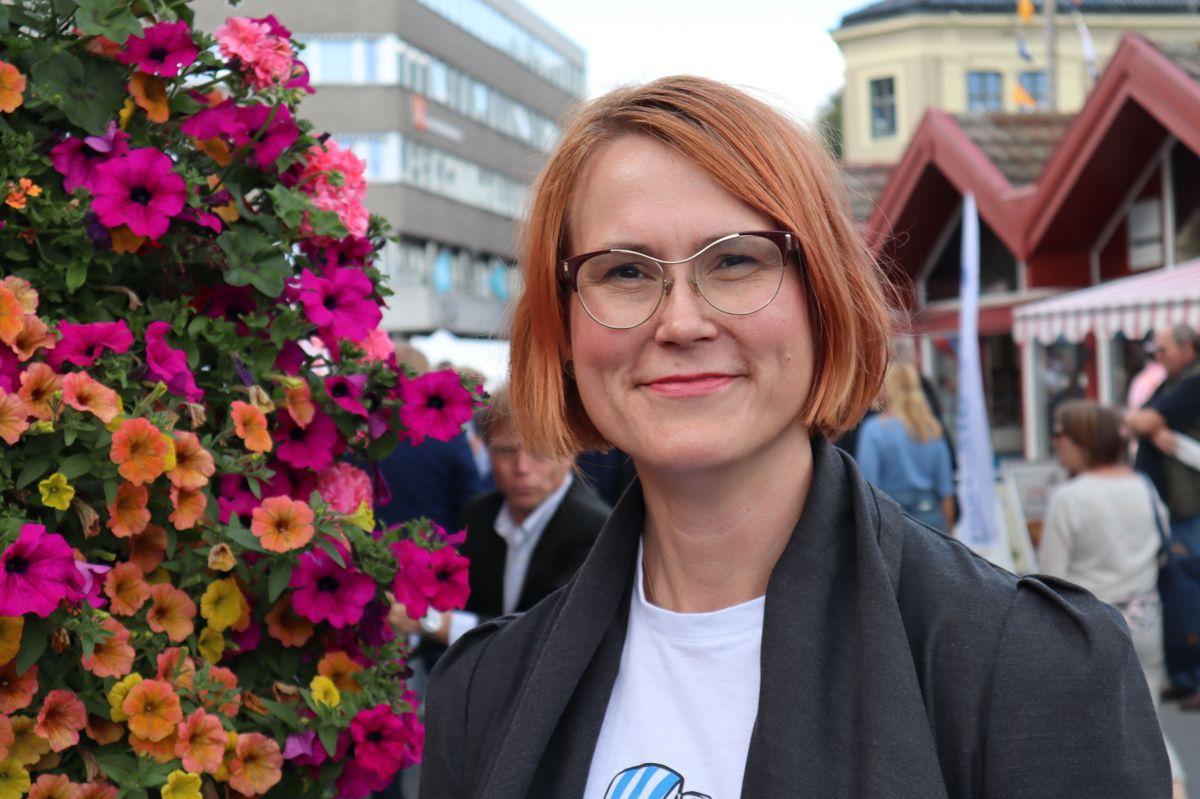 Berit G. Petersen, teknisk sjef i Unicon. Foto: Svanhild Blakstad