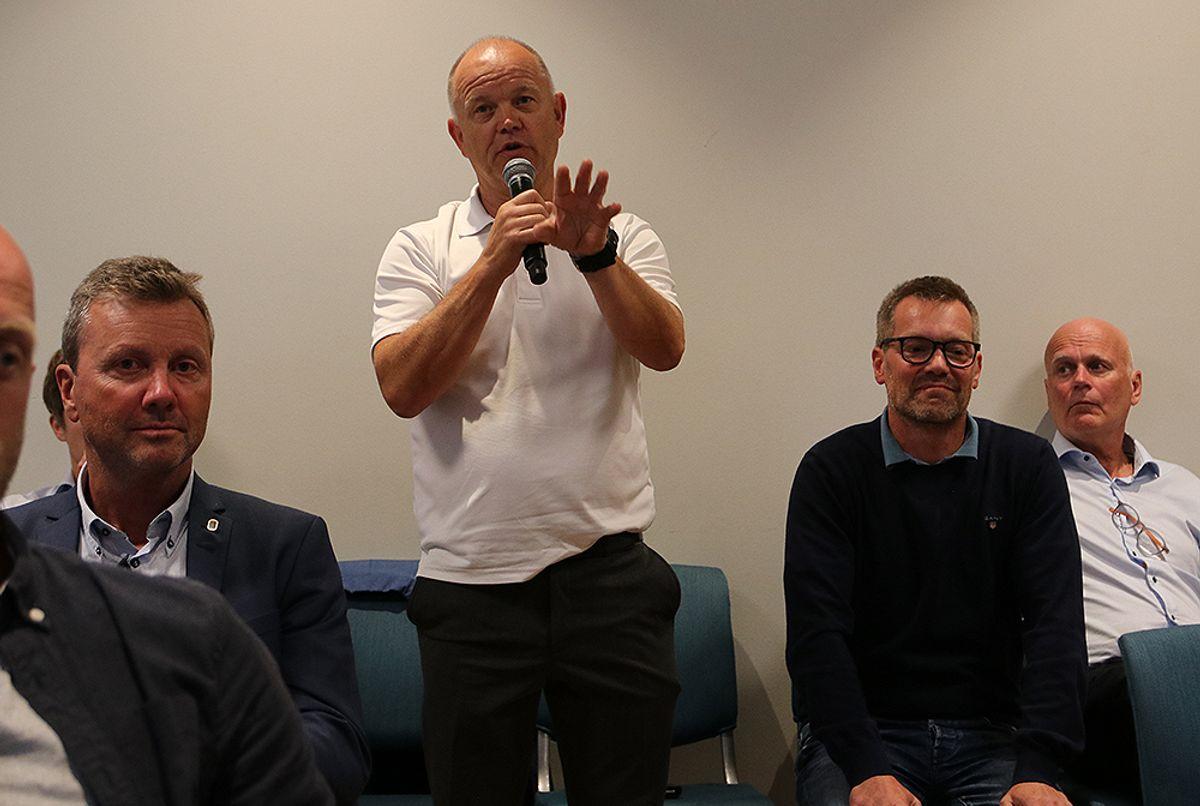 Jan Eldegard, daglig leder i FABEKO.