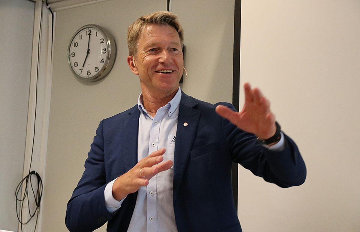 Terje Lien Aasland, stortingsrepresentant, Arbeiderpartiet