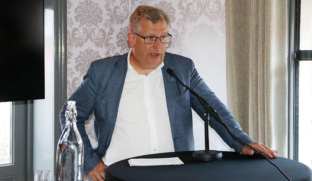 Atle Hamar, statssekretær i Klima- og miljødepartementet.