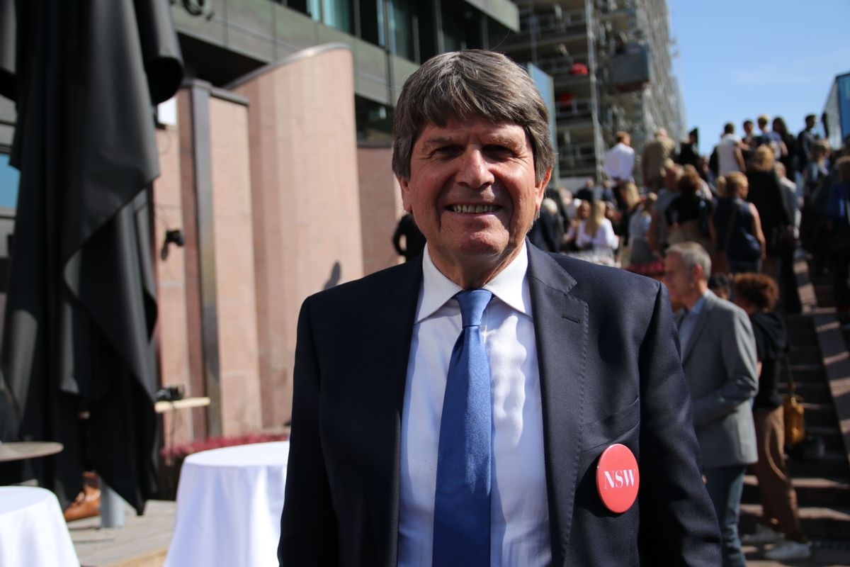 Gründer og faglig leder Ole Wiig i NSW.