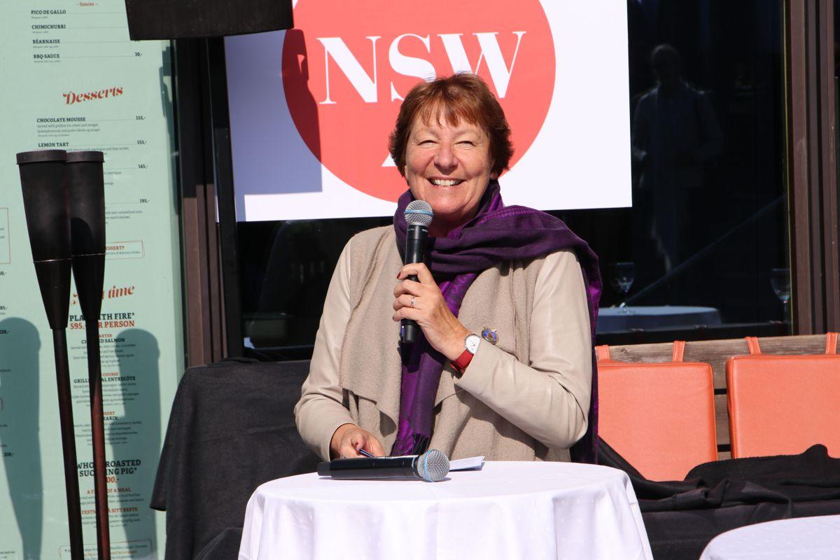 Oslo-ordfører Marianne Borgen.