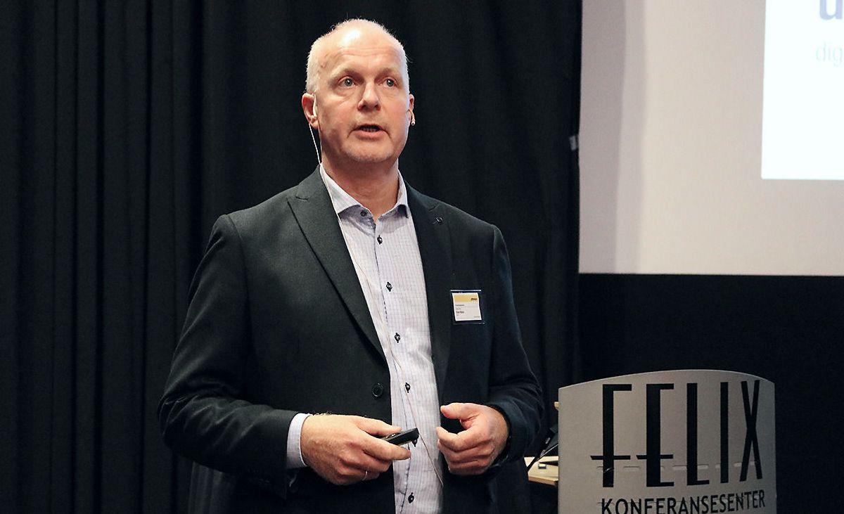 – Både vi i Norge og Doka internasjonalt legger ned et stort stykke arbeid i å ligge i front innen den teknologiske utviklingen. Dette innebærer både produktutvikling, og måten vi bruker produktene på, sier adm. dir. Ståle Njåtun i Doka Norge.