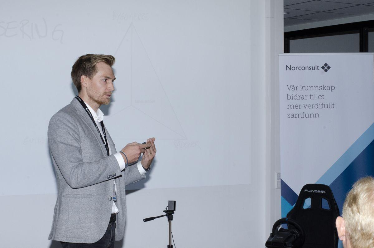 BIM-strateg Gjermund Dahl i Norconsult.