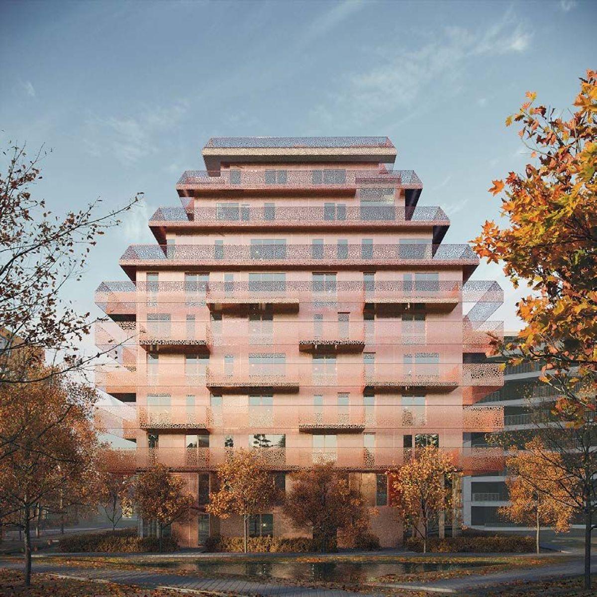 Illustrasjon: Reiulf Ramstad Architects/EVE IMAGES