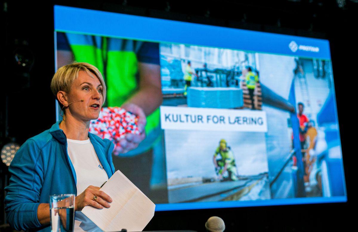 HR-manager Synnøve Wisløff Samuelsen. Foto: Johnny Syversen
