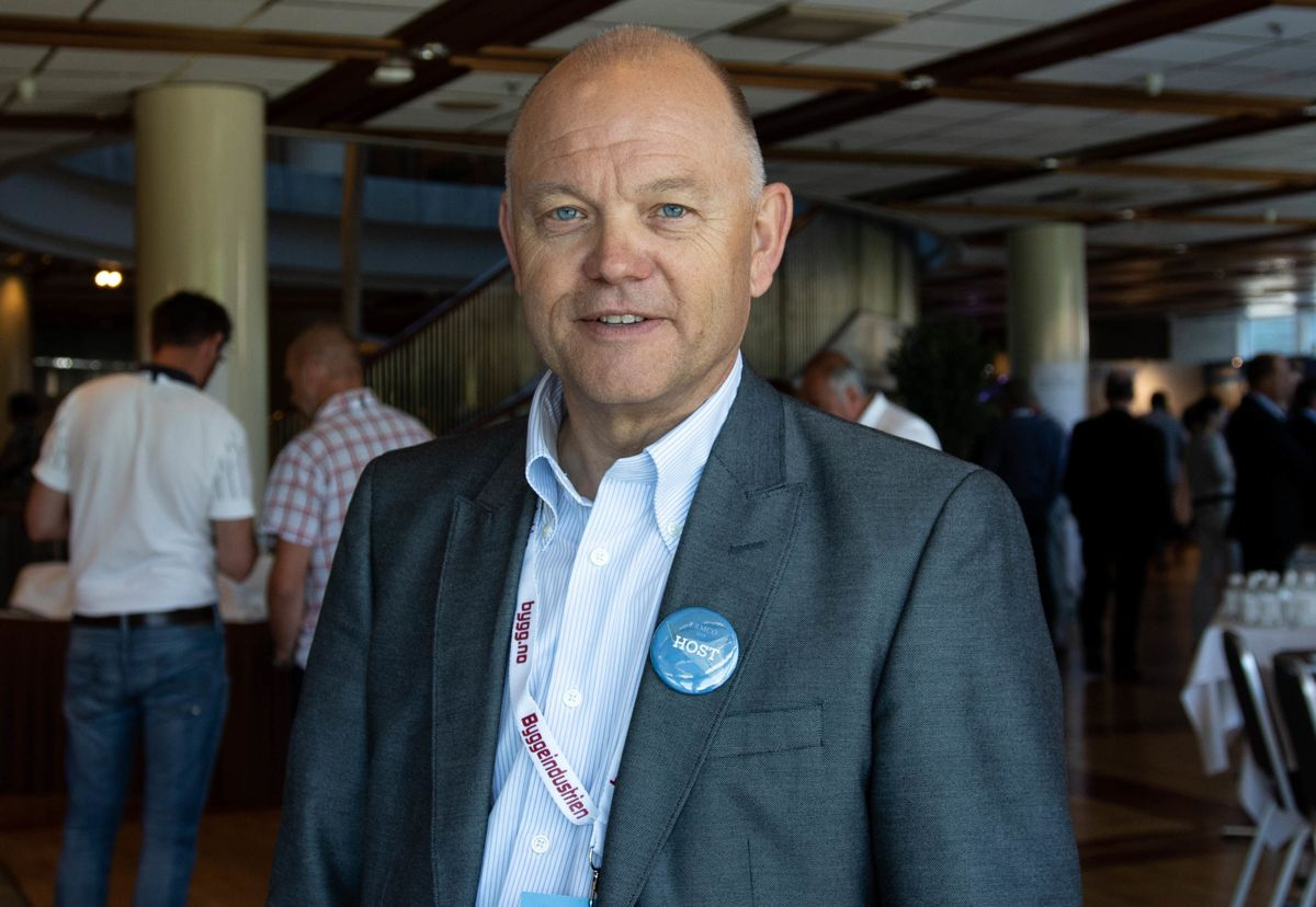 Jan Eldegard Hjelle. Foto: Tuva Skare