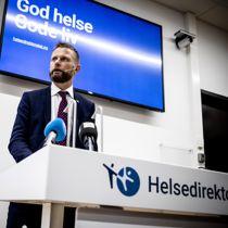 Helseminister Bent Høie mener det er viktig å samarbeide om hvordan det kan legges til rette for bedre innføring av e-helseløsningene i Kommune-Norge. Foto: Magnus Knutsen Bjørke