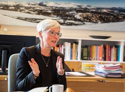 Kirsti Welander fikk én periode som Ap-ordfører i Oppdal. Siden har hun vært prosessveileder i KS og seniorrådgiver i Trøndelag fylkeskommune.