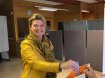 - Planlagt brudd: Tidligere ordfører Lise Berger Svenkerud (H) i Våler i Hedmark mener at Sp har inngitt et samarbeid for å få ordføreren, for deretter å bryte avtalen ved første anledning. Dette avviser ordfører Ola Cato Lie (Sp). Privat foto