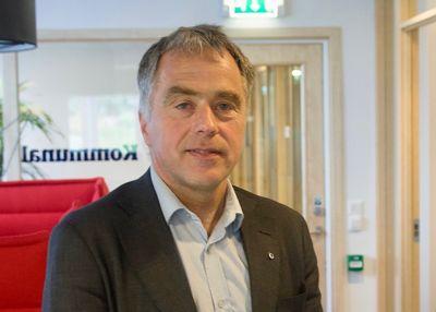 – Målene holder ikke mål, men blir likevel tillagt vekt, for eksempel i tildelingen av flyktninger til kommunene, sier interessepolitisk direktør Helge Eide i KS. Foto: Terje Lien