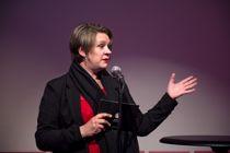 Marte Mjøs Persen får fire nye år som ordfører i Bergen. Foto: Marit Hommedal / NTB scanpix
