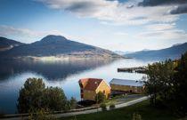 Ibestad kommune i Troms er kommunen med færrest personer i yrkesaktiv alder per pensjonist ved årsskiftet. Foto: Lisa Rypeng