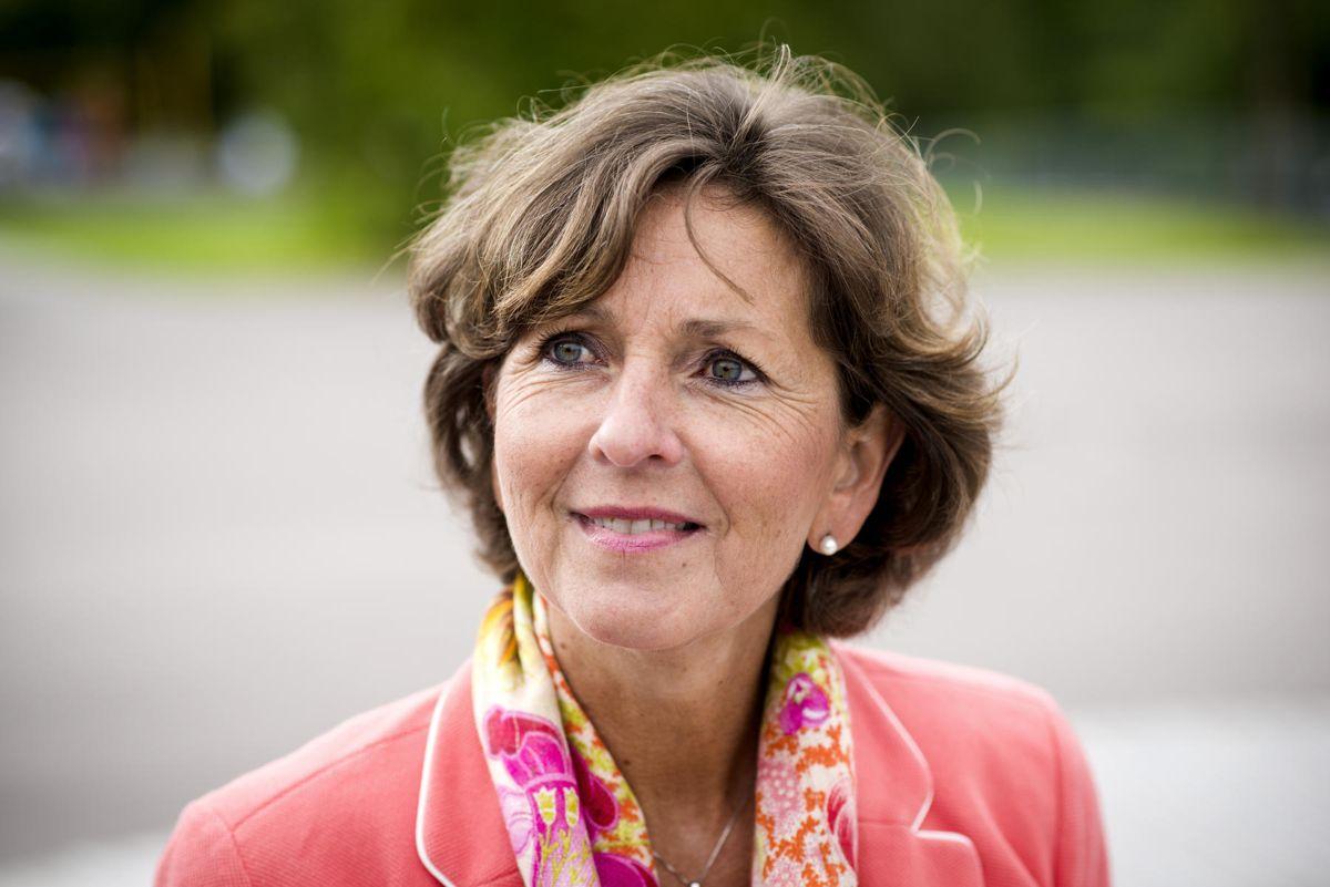 Bærum-ordfører Lisbeth Hammer Krog (H) kaller NVs planer for uakseptable.