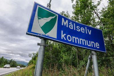 Målselv kommune har fått seg en by, Bardufoss.