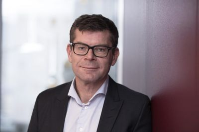 Avdelingsdirektør i Konkurransetilsynet Gjermund Nese kaller forslaget fra Finansdepartementet godt nytt for kommunene. Foto: Konkurransetilsynet