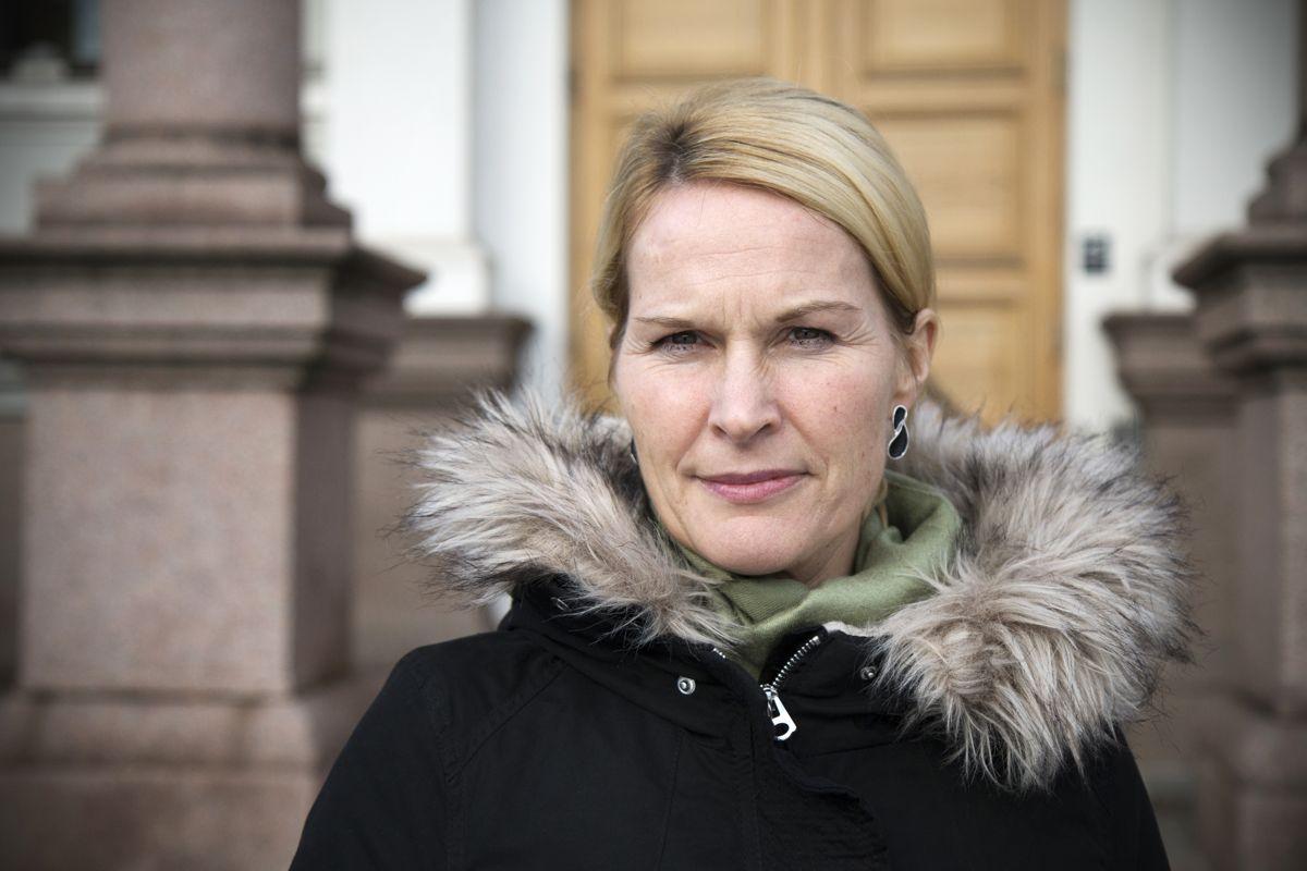 – Forslaget gjør meg livredd, sier ordfører Hedda Foss Five (Ap) i Skien.
