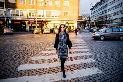 Årets kommuneprofil 2018: Lan Marie Nguyen Berg (MDG), byråd for milø og samferdsel i Oslo. Foto: Magnus Knutsen Bjørke