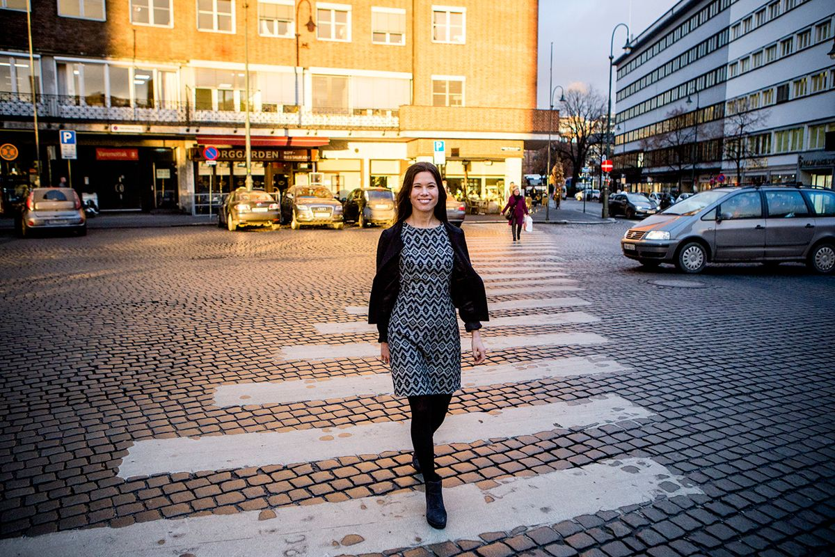 Lan Marie Berg, byråd for miljø og samferdsel i Oslo, kan snart søke om å innføre bysoner der fossilbiler forbys.