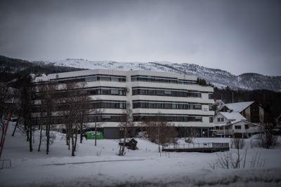 Til nyttår går Lenvik sammen med Torsken, Berg og Tranøy til Senja kommune. Regnskapstallene ett år før sammenslåingen viser positiv trend for Lenvik - men mye skyldes oppdrettstillatelser. Arkivfoto: Lisa Rypeng