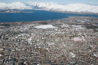 – Situasjonen er kritisk, sier fungerende kommunedirektør Mari Enoksen Hult i Tromsø. Foto: Terje Lien