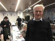Fylkesveisjef Ole Jan Tønnesen i Møre og Romsdal tror det vil bli underdekning på en del utstyr fra nyttår. Foto: Hanne Wien