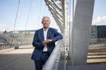 Konsernsjef Sverre Thornes i KLP mener endringen i flyttereglene for pensjonsordninger er til glede for kommuner og fylkeskommuner som slås sammen. Foto: Skjalg Bøhmer Vold, KLP