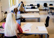 Skolene i Tromsø har totalt 900 lærere. Nå må de spare inn 40 millioner kroner de neste to årene. Det tilsvarer omtrent 60 lærere. Foto: Magnus Knutsen Bjørke