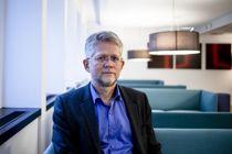 KS-advokat Geir Winters representerer kommunen i varslingssaken i Eidskog. Nå skaper hans uttalelser om det nye varselet mot kommunens ledelse kraftige reaksjoner. Foto: Magnus Knutsen Bjørke