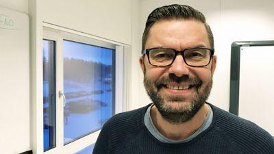Hogne Eidissen beskrives som en samlende person. Det kommer godt med i en sammenslåing hvor det måtte tvangsvedtak til for å få alle med. Foto: Senja2020